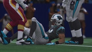 2 Turnovers 1 Play (madden 15 Ultimate Team Game)