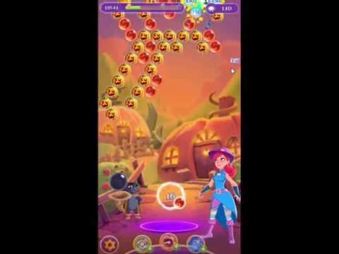 Bubble Witch Saga 3 Level 204 - NO BOOSTERS 🐈