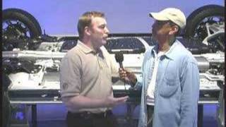 2008 Buick Enclave, Troy Clarke Interview.
