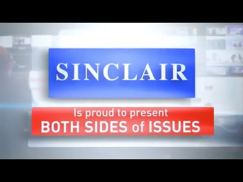 Against Broadcasting Norms, Sinclair Plays Politics with Disclaimer On Ad it Disagrees With