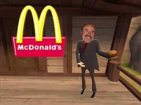 Dr. Phil calls McDonald