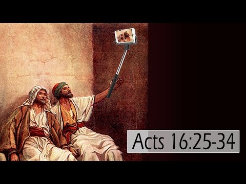 Paul and Silas Relax in Prison (Acts 16:25-34) | TMBH Acts #72