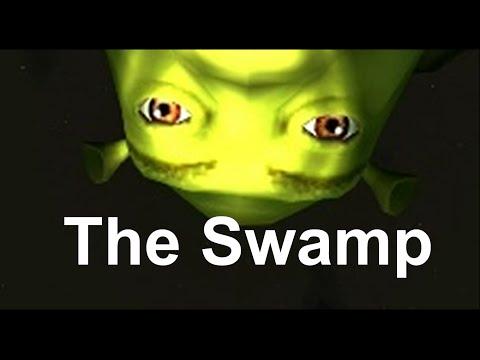 The Swamp- Official Fake Shrek Trailer