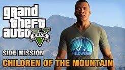 GTA 5 - Children of the Mountain T-Shirt