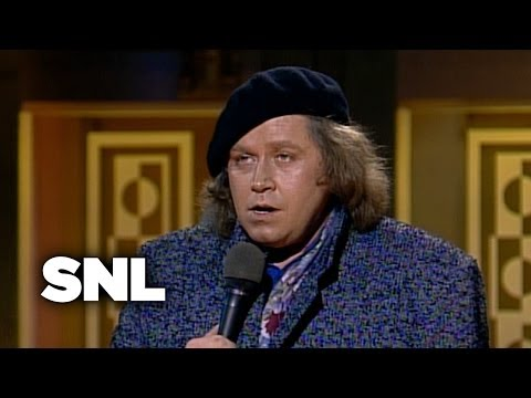 Guest Performance: Sam Kinison 1 - Saturday Night Live