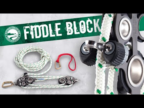 The Fiddle Block: Self-Recovery Pulley | Blue Ridge Overland Gear