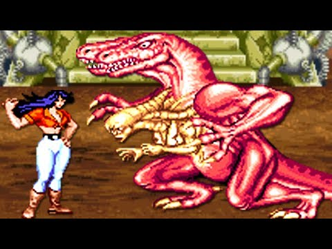 Cadillacs and Dinosaurs (Arcade) All Bosses (No Death ...