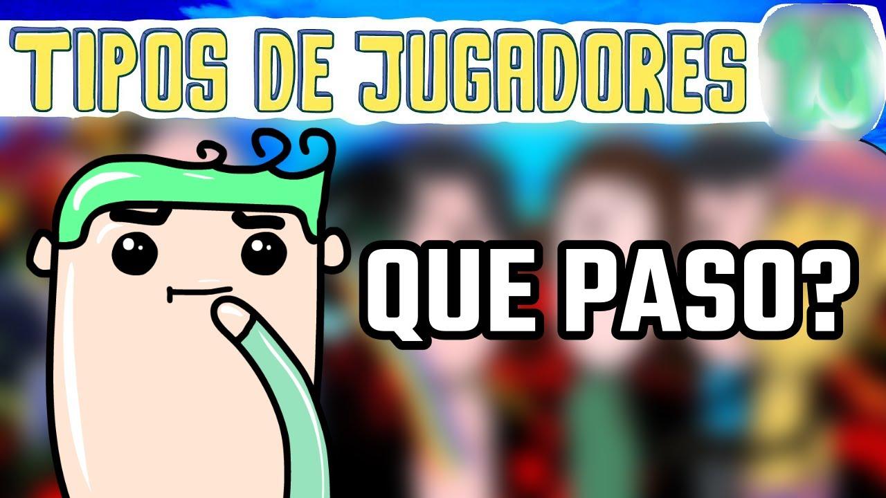 QUE PASÓ con PabLoAnima y TIPOS DE JUGADORES EN FORTNITE ?