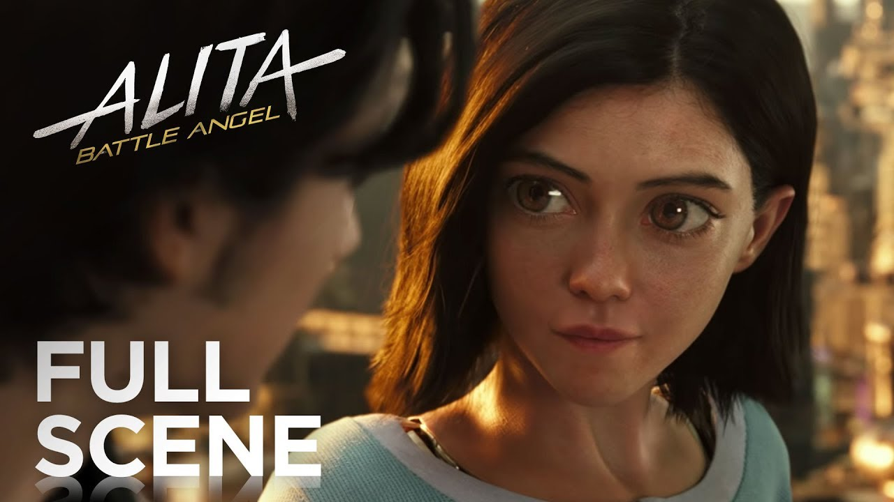 Alita: Battle Angel | Extended Preview - Watch 10 Full Minutes | 20th Century FOX