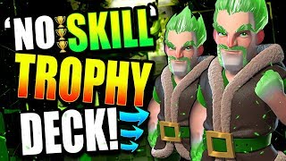 *NEW* FILTHY TROPHY DECK!! NO SKILL NEEDED = EASY WINS!