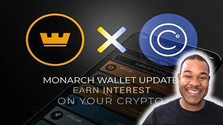 Earn Bitcoin Passive Income With Celsius & Monarch Wallet
