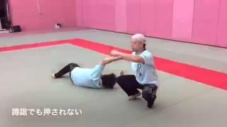 護神拳蹲踞でも押されない 蹲踞の姿勢とは 検索動画 27