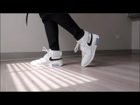 Nike Air FOG Raid Review and Sizing