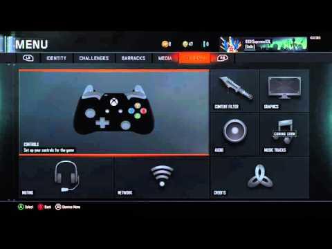 CALL of DUTY, BLACK OPS III (Cheat menu & codes)