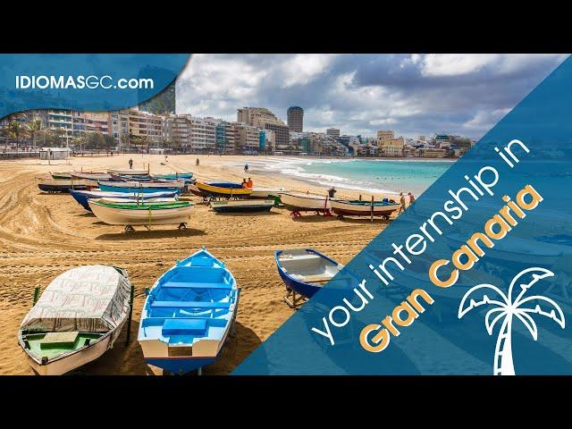 Internship in Gran Canaria