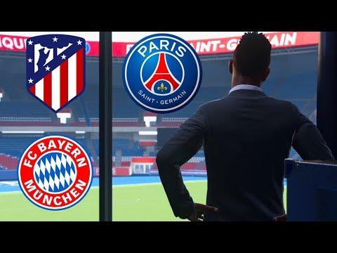 DER TRAUM WIRD WAHR !! FIFA 18 : THE JOURNEY MIT ÖRNI #9 [FACECAM]