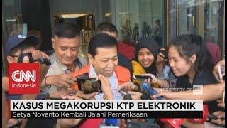 Download Video Setya Novanto Kembali Diperiksa KPK, Ganjar Pranowo & Markus Mekeng Menyusul MP3 3GP MP4