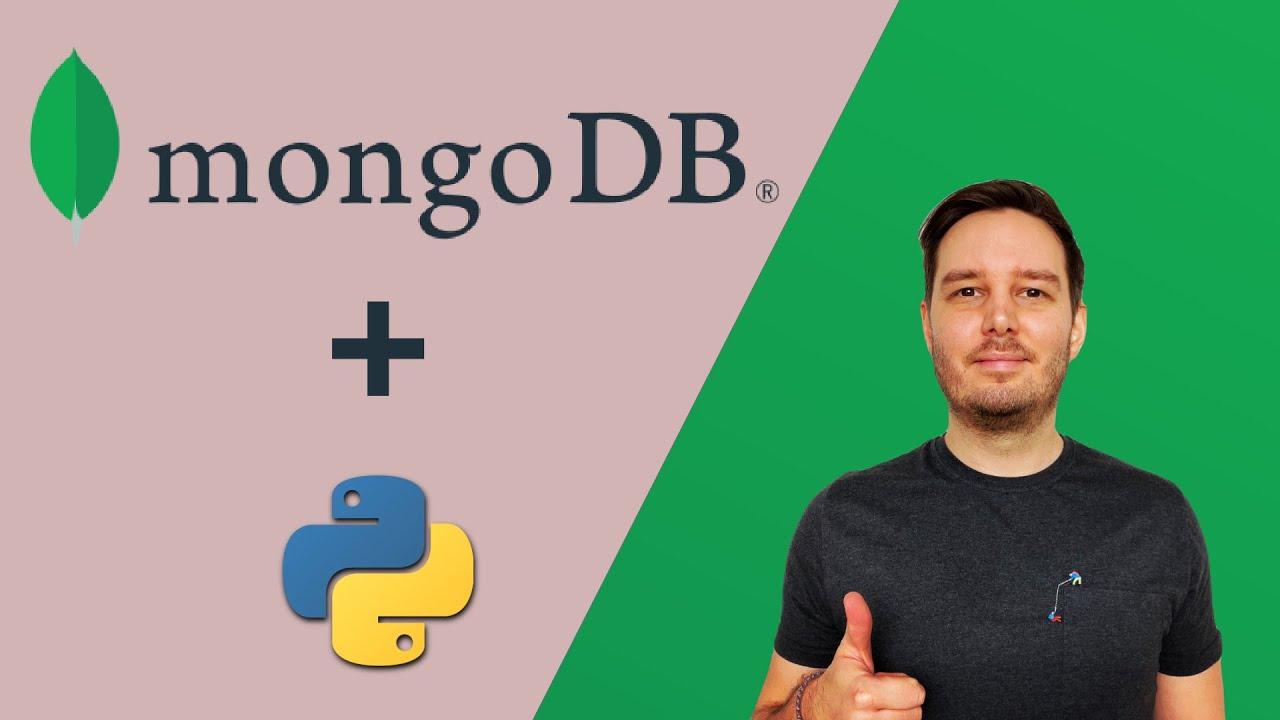 MongoDB Crash Course With Python 2021