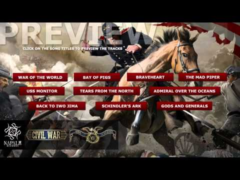 CIVIL WAR - Gods And Generals (Preview) | Napalm Records