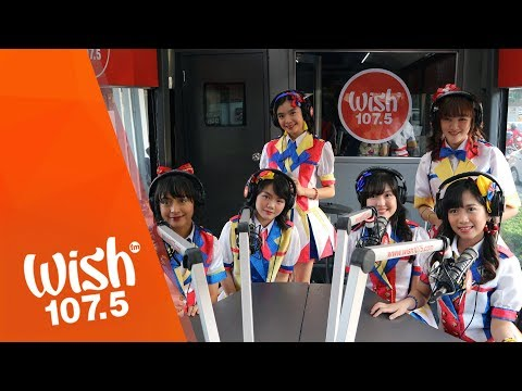 MNL48 Performs First Rabbit LIVE On Wish 107.5 Bus