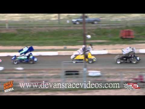 June 14, 2014 | URSS Sprint Cars | El-Paso County Speedway