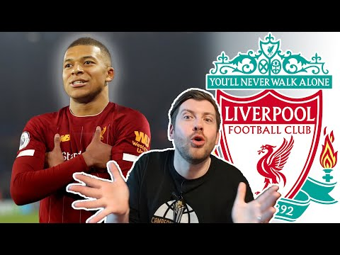 MBAPPE TO LIVERPOOL 2020?