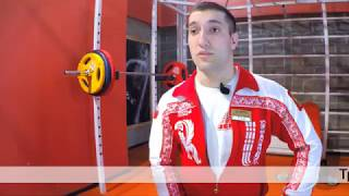 Тренер Карапетян Гор