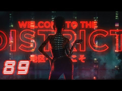 'DISTRICT 89' | Best of Synthwave And Retro Electro Music Mix - Видео с YouTube на компьютер, мобильный, android, ios