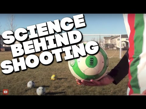 How To Kick A Soccer Ball ► How To Kick A Football ► Progressive Soccer Training