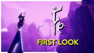Fe Game First Look - First 30 Minutes of Gameplay [Fe Game PC Let