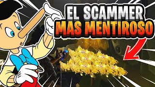 the more liar FORTNITE SCAMMER just SCAMEADO for all your inventory