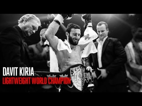 GLORY 14 Zagreb - Davit Kiria Post Fight Interview