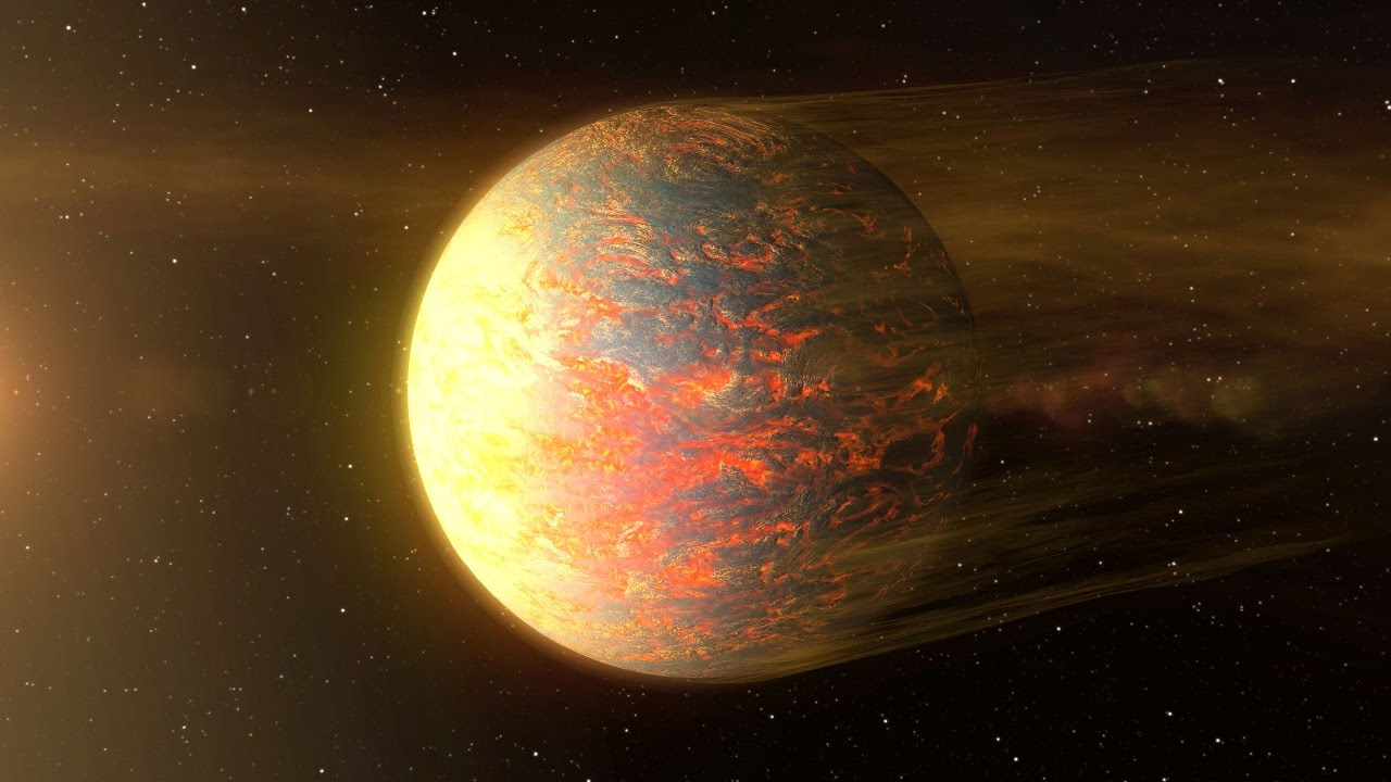 exoplanet backgrounds free - 1280×720