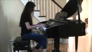 Yeh Raat Bheegi Bheegi - Piano Cover