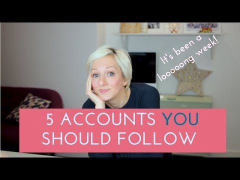 5 brilliant social media accounts all Mums should see!