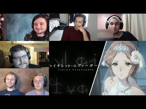 VIOLET EVERGARDEN Episode 5 Reaction