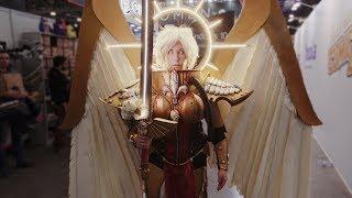 Косплей Игромир/Comiccon 2018 Utopia show