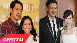 Những bà xã tài năng nhưng lại kém nhan sắc của sao nam Việt - Những cặp đôi đũa lệch của sao Việt