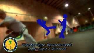Капоэйра в Москве Capoeira in Moscow Russia axecapoeira урок тренировка спорт