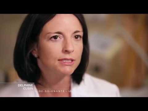 Aide-soignante au service des urgences