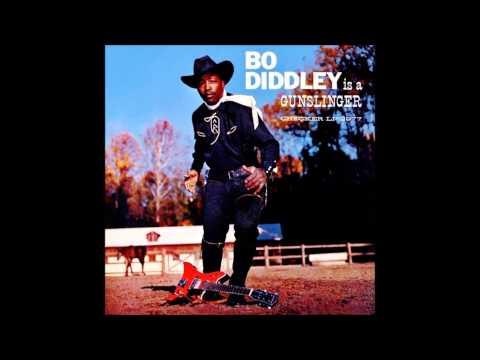 "Bo Diddley ""Bo Diddley Is a Gunslinger""(1961) A4: ""Cadillac"""