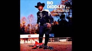 """Download Bo Diddley """"Bo Diddley Is a Gunslinger""""(1961).Track A4: """"Cadillac"""""""