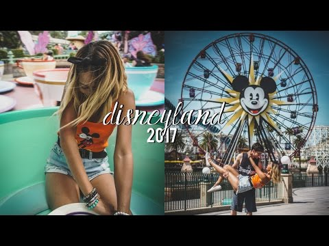 A Day At Disneyland (In Less Than 2 Minutes)