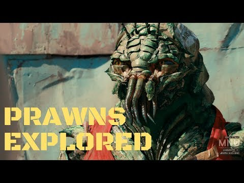 Prawns And District 9: Our Best Worst Allegory