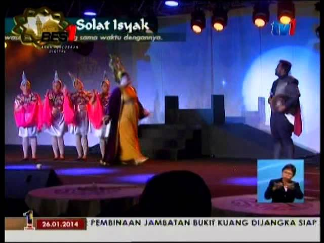 The Royal Arts Gala 2014 - Mimpi Artilla (Berita RTM TV1) Travel Video