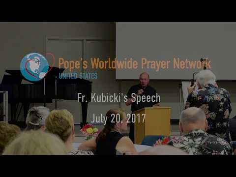 Fr. Kubicki Farewell Speech