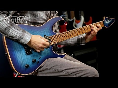 Misha Mansoor - Juggernaut HT6FM Electric Guitar