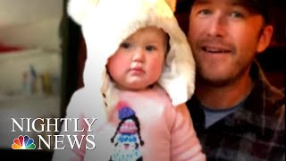 Bode Miller's 19-Month-Old Daughter Dies After Drowning In Pool | NBC Nightly News