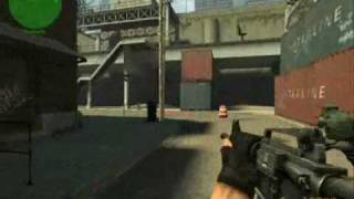 C.s. SoUrCe Gameplay on Nvidia 6600 LE