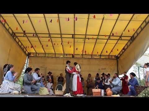Chicote Roubado - Rancho Folclórico Flores do oeste de A-dos-cunhados e, Anadia